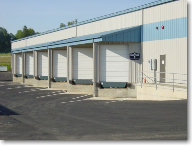 35,000 sq. ft. warehouse, completed April, 2002 for A.N. Deringer, Inc.
