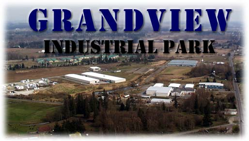 Grandview Industrial Park - Aerial photo
